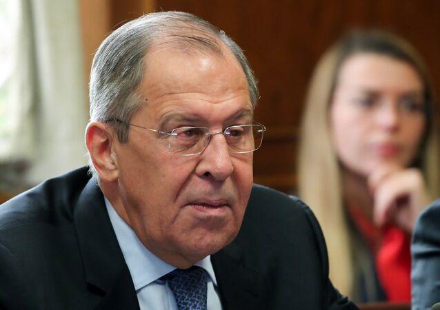 Cenevre'de Suriye toplantısı - Rusya Dışişleri Bakanı Sergey Lavrov
