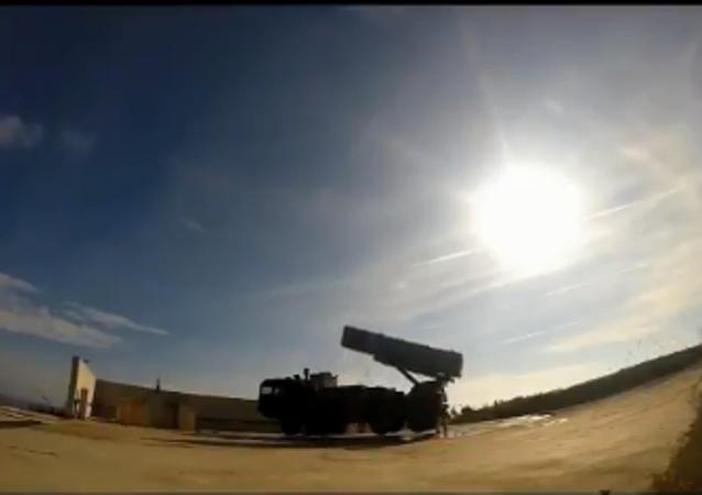 Milli Füze Bora'nın test atışı görüntüleri