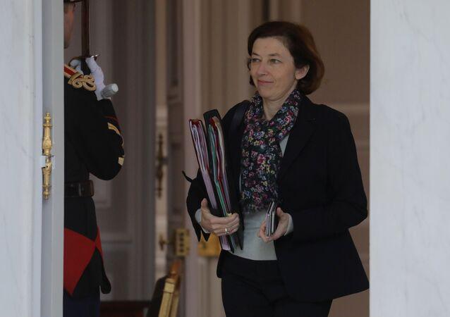Fransa Silahlı Kuvvetler Bakanı Floransa Parly