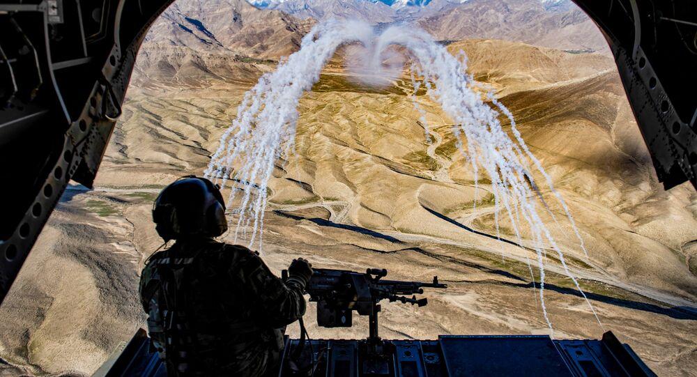 Afganistan- ABD
