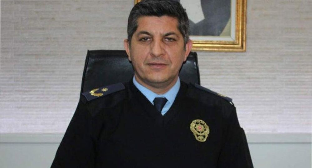 Zonguldak'ın Çaycuma İlçe Emniyet Müdürü Ahmet Kılıç