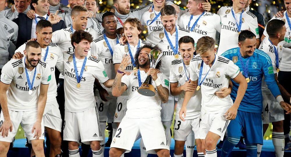 Real Madrid, FIFA Dünya Kulüpler Kupası şampiyonu