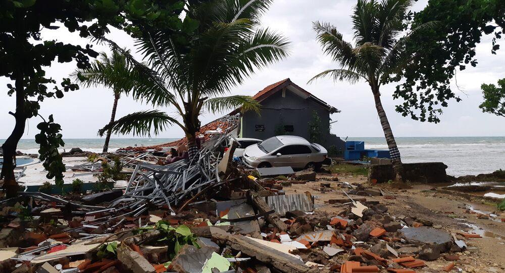 Endonezya, tsunami