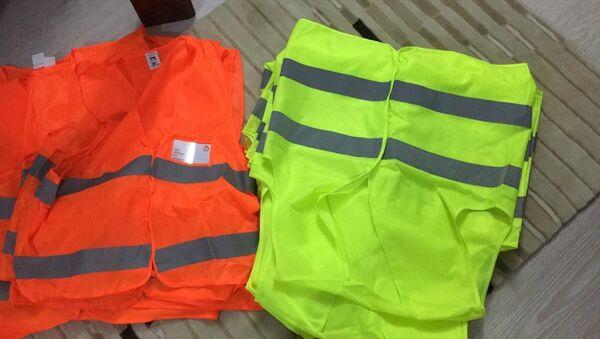 Bursa'da FETÖ operasyonu: 19 sarı, 9 kırmızı yelek ele geçirildi - Sputnik Türkiye