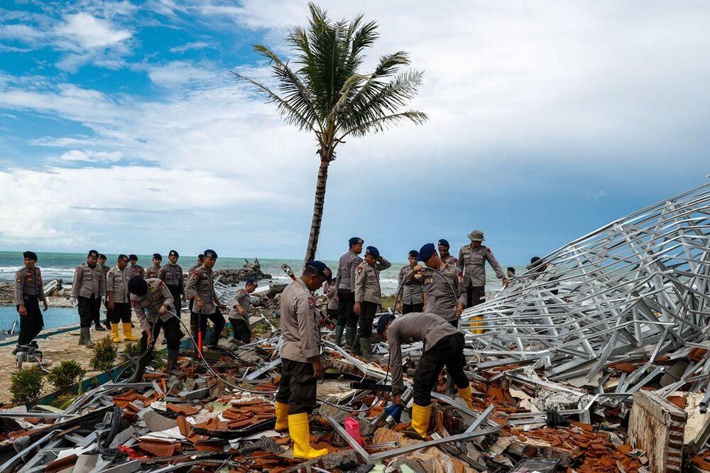 Endonezya'daki tsunami