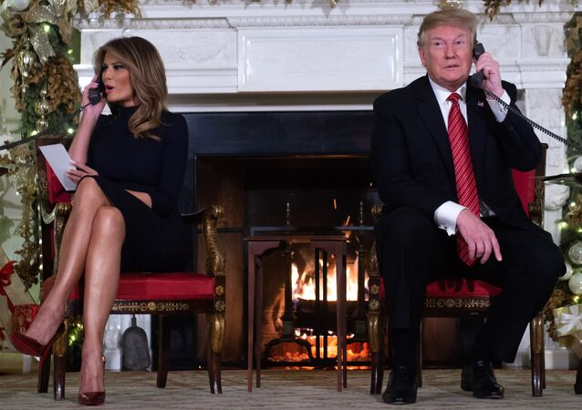 Donald Trump- Melania Trump