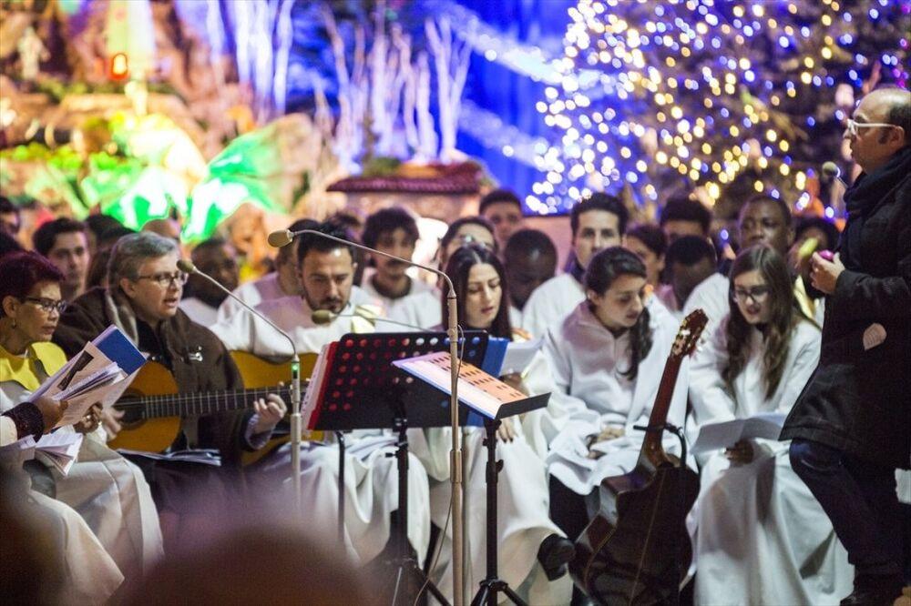 İstanbul'da Noel kutlaması