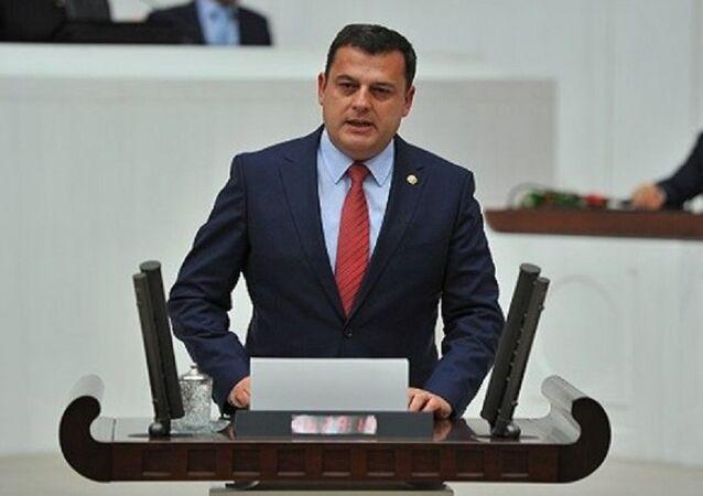 CHP Kırklareli Milletvekili ve Çevre Komisyonu Üyesi Vecdi Gündoğdu
