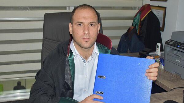 Klasör silah sayıldı, avukat cezaevine alınmadı - Sputnik Türkiye