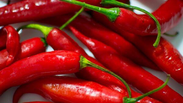 Red chili peppers - Sputnik Türkiye