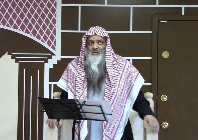 Kanada'da imamlık yapan Şeyh Younus Kathrada
