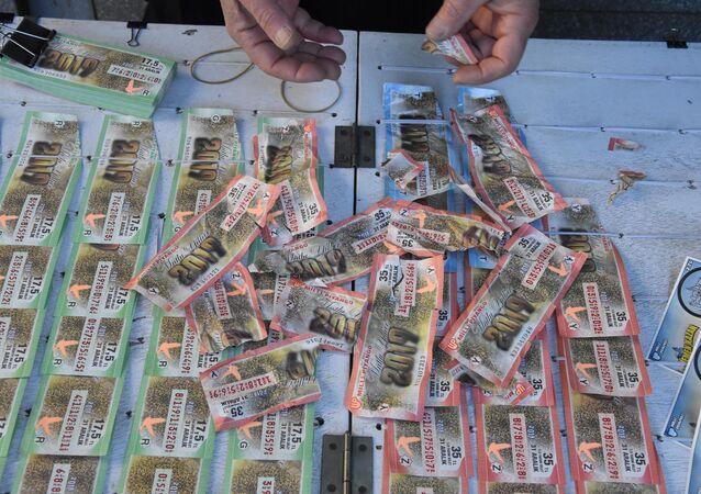 Milli Piyango biletleri