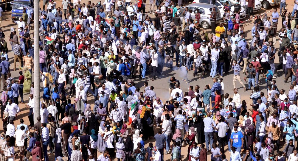 Sudan'da ekmek protestoları