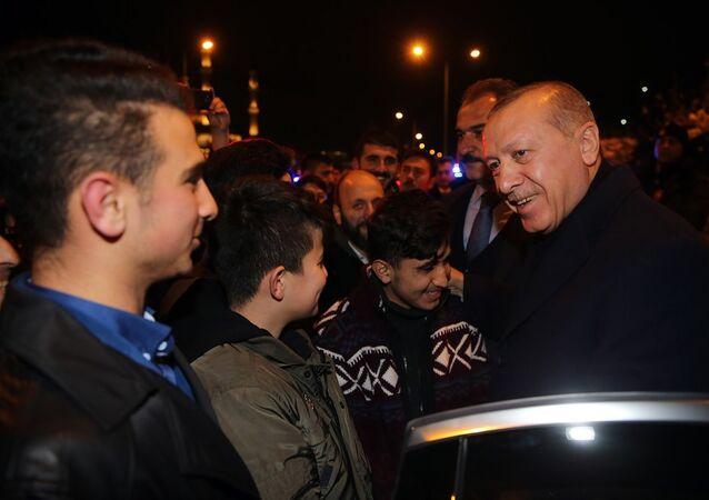 Recep Tayyip Erdoğan - öğrenci