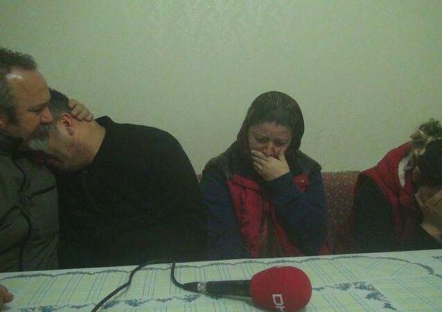 13 yaşındaki Nizamettin'in babası Kemal Sürmeli
