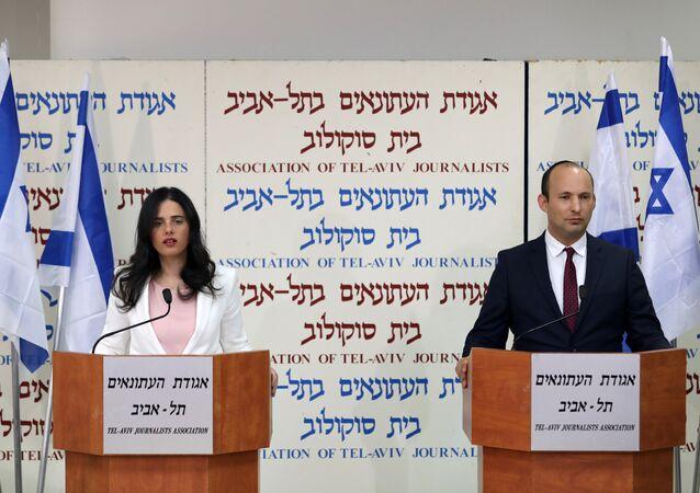 Naftali Bennett- Ayelet Shaked