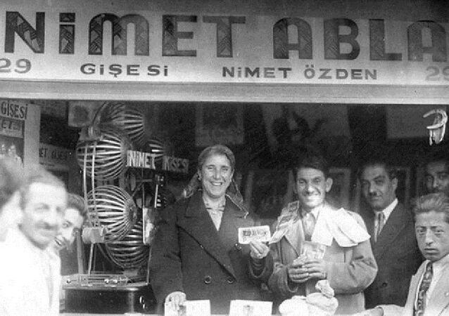 Nimet Abla - nostalji