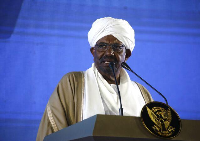 Sudan Cumhurbaşkanı Ömer Beşir