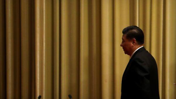 Çin Devlet Başkanı Şi Cinping - Sputnik Türkiye