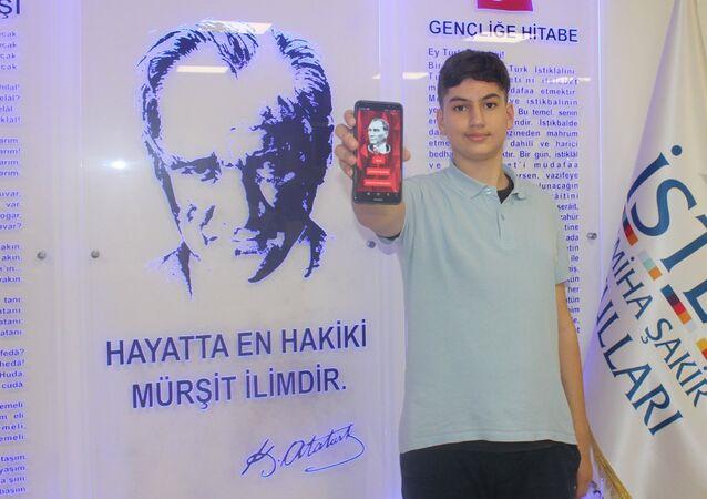 Can Akkoyun - Mobil Atatürk ansiklopedisi