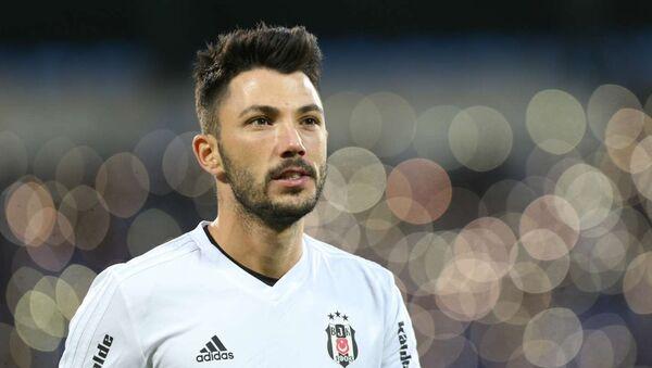 Beşiktaş'lı oyuncu Tolgay Arslan - Sputnik Türkiye