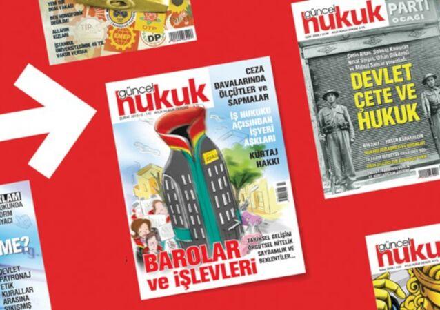 15 yıllık Güncel Hukuk Dergisi, yayın hayatına veda ediyor