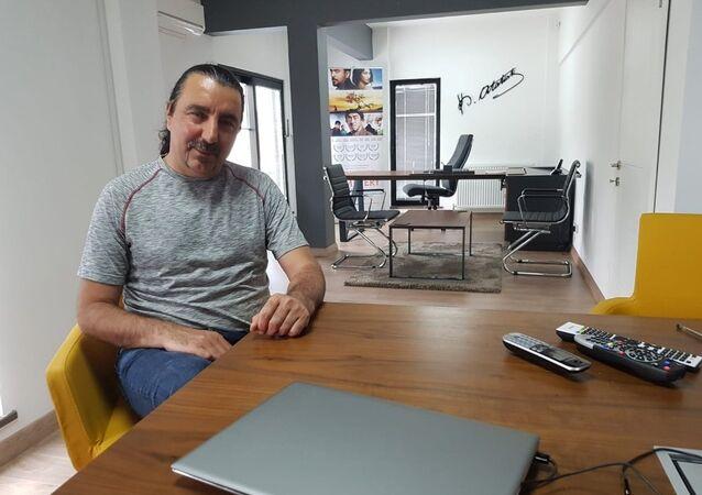 Yapımcı Yönetmen Talip Karamahmutoğlu