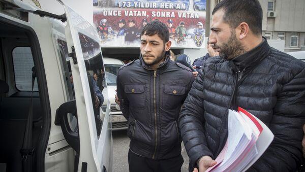 Ceren Damar Şenel'i silahla vurarak öldüren M.B - Sputnik Türkiye