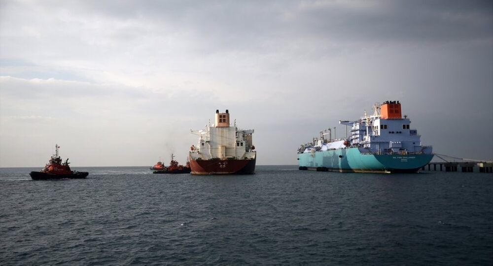 Akdeniz - gaz