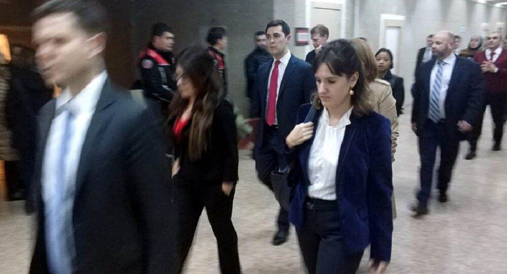 FETÖ için Türkiye'ye gelen ABD'li heyet