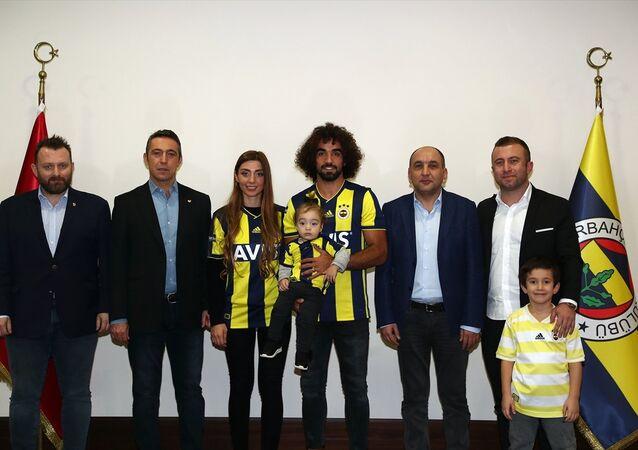 Sadık Çiftpınar resmen Fenerbahçe'de