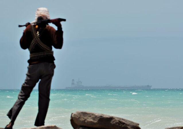 Somali korsan