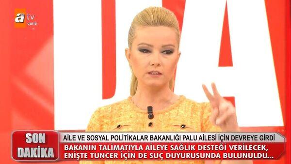 Palu ailesi - Müge Anlı - Sputnik Türkiye