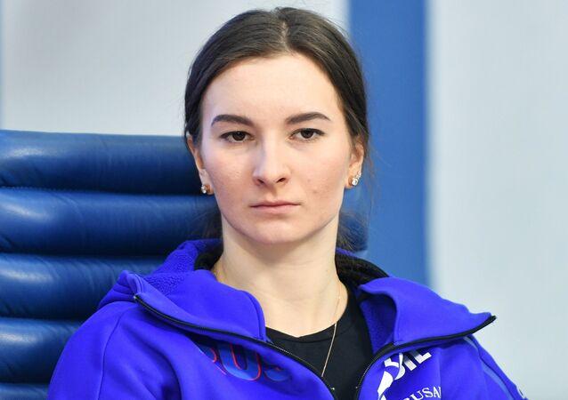 Rus kayakçı Natalya Nepryaeva