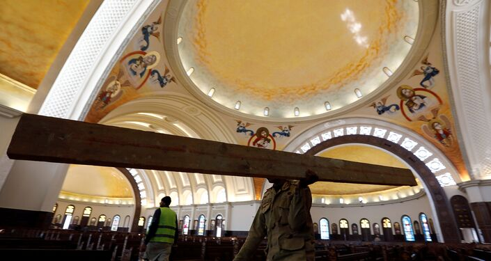 Mısır'da Ortadoğu'nun en büyük camisi ve kilisesi açıldı