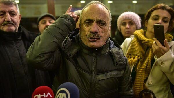 Eren Erdem'in babası Hasan Erdem - Sputnik Türkiye