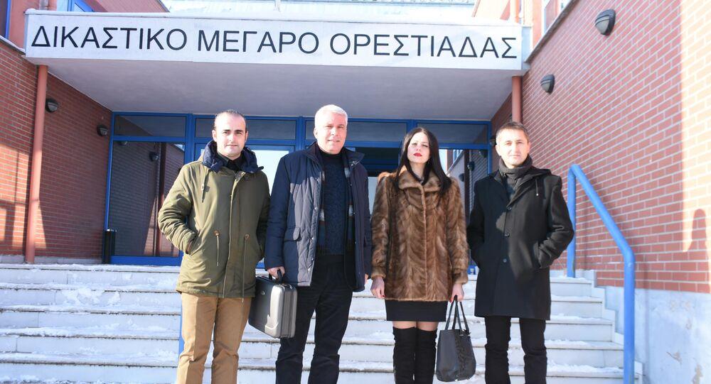 Yunanistan - el koyduğu kepçeyi iade etti, operatörün cezasını kaldırdı