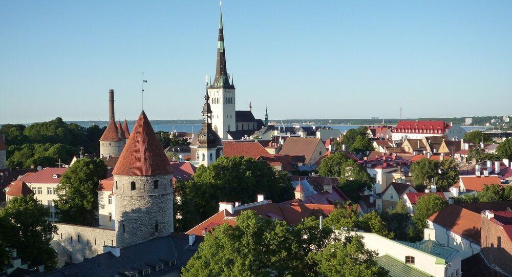 Estonya'nın başkenti Tallin