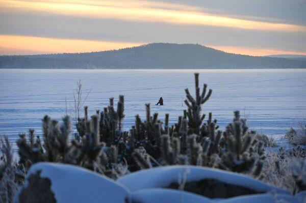 Rusya'dan kış manzaraları - Sputnik Türkiye