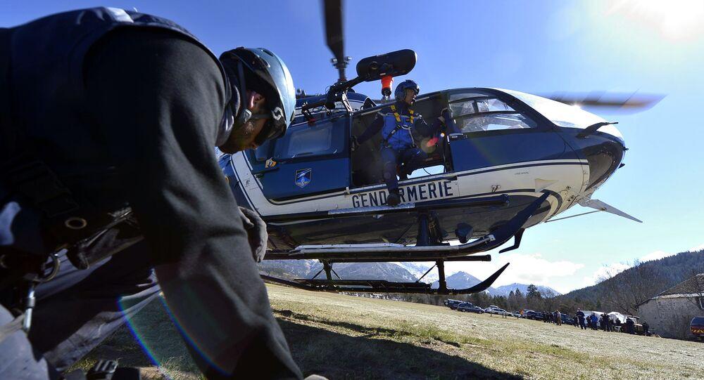 Fransız Alpleri'nde nefes kesen kurtarma operasyonu