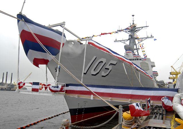 USS Dewey destroyeri
