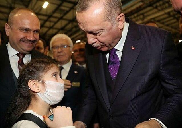 Recep Tayyip Erdoğan - Cemre Yılmaz