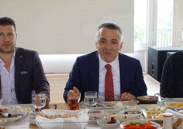 Kırklareli Valisi Osman Bilgin
