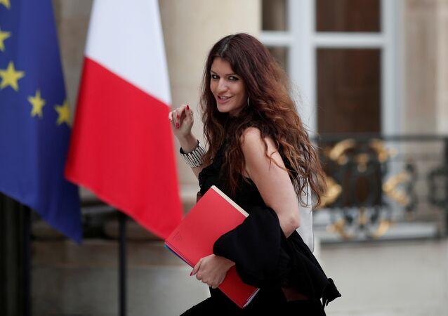 Fransa Kadın-Erkek Eşitliğinden Sorumlu Devlet Bakanı Marlene Schiappa