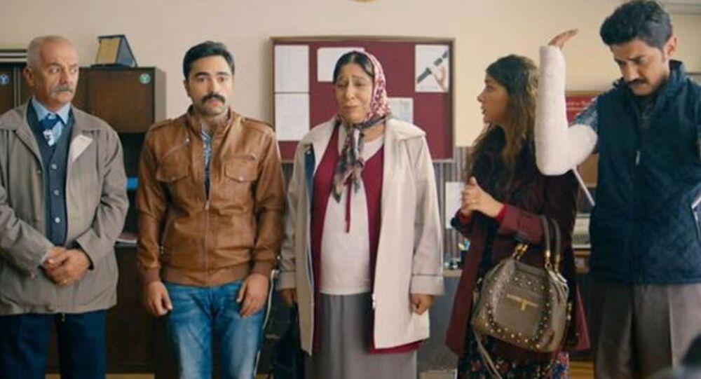 'Kaçma Birader' filmi