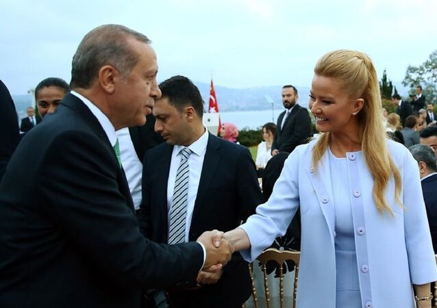 Müge Anlı - Recep Tayyip Erdoğan