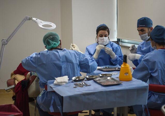 İstanbul'da saç ekimi ameliyatı