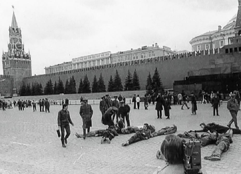 Kızıl Meydan'da gerçekleşen 5 sıradışı olay - 'Ayıp' bir kelime