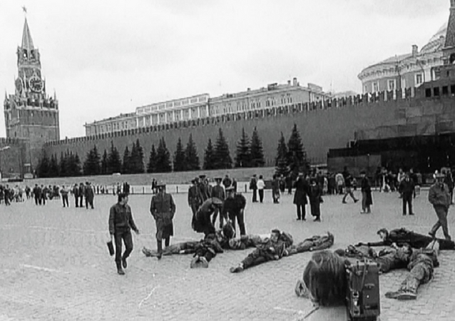 Kızıl Meydan'da gerçekleşen 5 sıradışı olay