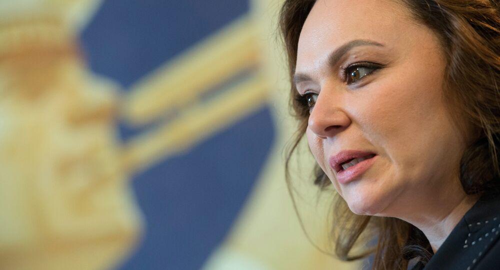 Rus avukat Nataliya Veselnitskaya